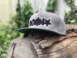 Downstar OG Logo 5 Panel Gray