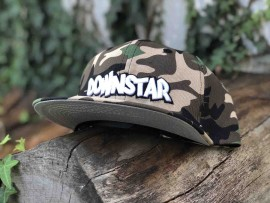 Downstar Logo Premium Camo Snap Back ​​​​​​​