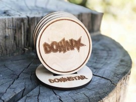 Downstar Coaster Set
