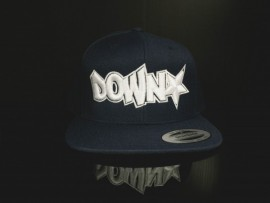 Downstar OG Logo Navy Snap Back