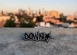Downstar OG Logo Pin