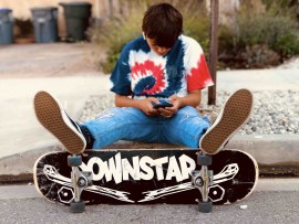 Downstar Skate Skateboard