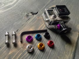 Downstar GoPro Dress-Up Hardware Pack