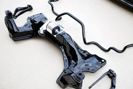 Subframe To Chassis Hardware